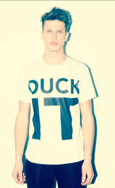 Quack it. #fatherduck #fd #london #streetwear #menswear #ss14 #duck Summer Collection, Streetwear, Menswear, Spring Summer, London, Sports, Tops, Fashion, Moda