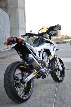 CRF250M Custom 04