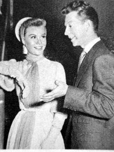 "Vera Ellen & Donald O'Connor, two of the best ""hoofers"" ever. Vera Ellen, Donald O'connor, Old Movies, Vintage Movies, Vintage Hollywood, Classic Hollywood, Susan Oliver, Kim Novak, Cinema"