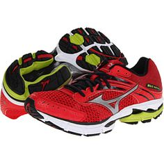 Mizuno Wave® Inspire™ 9... I don't know why, but I want some red shoes...