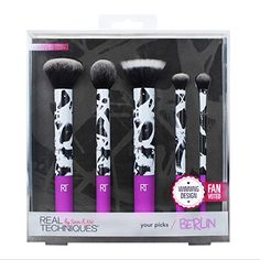 Real Techniques Your Picks Make Up Brush Set *** Click on the image for additional details.