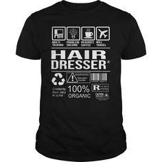 (Tshirt Order) Awesome Tee For Hair Dresser [TShirt 2016] Hoodies, Funny Tee Shirts
