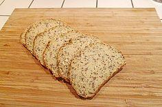 Haferflockenbrot (Rezept mit Bild) von omaskröte   Chefkoch.de Banana Bread, Desserts, Recipes, Food, Pizza, Gluten Free Breads, Bread Baking, Breads, Cakes