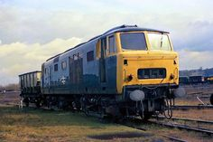 """Precursor   D7000, the first of the Beyer Peacock """"Hymek"""" Ty…   Flickr"""