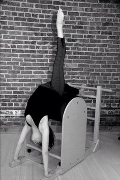Ladder Barrel Pilates.