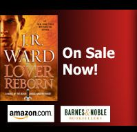 The latest book in the Black Dagger Brotherhood has been released.  I love these books!!!