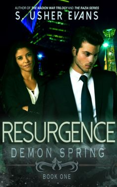 Write Stuff: After Reading: RESURGENCE by S. Usher Evans