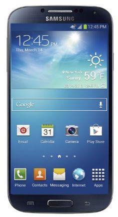 Samsung Galaxy S4, Black Mist 16GB (AT&T) for more details visit  : http://mobile.megaluxmart.com/