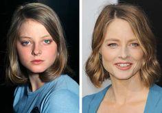 JODIE FOSTER Jodie Foster se tornou um rosto conhecido depois de sua…