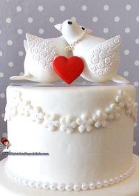 Pombinhos Fofinhos - Cod: F23 Beautiful Cakes, Amazing Cakes, Cupcake Cookies, Cupcakes, Cake Shapes, Edible Art, Making Memories, Cake Decorating, Decorating Ideas