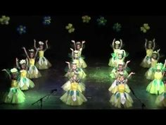 Танец цветов - YouTube