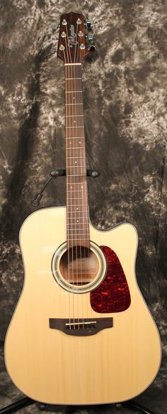 2015 Takamine G Series GD15CE Natural Acoustic Electric Guitar