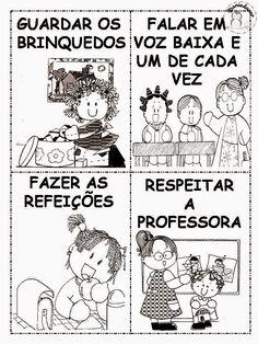 Dani Educar : COMBINADOS FOFOS