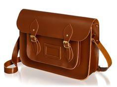 Saddle Leather Satchel | The Cambridge Satchel Company