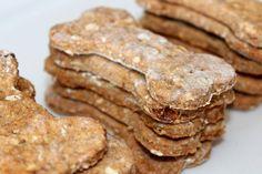 Pet Recipe: Apple Crisp Dog Treat Recipe | The Honest Kitchen Blog