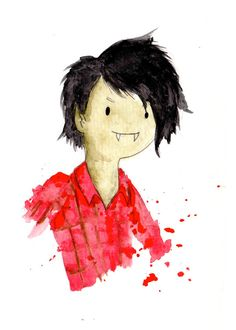 Marshall Lee by nicolesloan