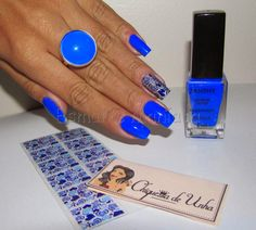 Esmaltemaníaca: Unha da Semana: Azul Segredo (Zanphy) + Película de Coração Azul (Chiqueza de Unha) Azul segredo + Película http://www.esmaltemaniaca.com.br/2014/09/unha-da-semana-azul-segredo-zanphy.html  FP http://www.facebook.com/pages/Esmalte-Maníaca/223271664358917    Instagram @bru_esmaltemaniaca http://instagram.com/bru_esmaltemaniaca