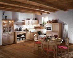 French Provincial Kitchen Contemporary furniture, kitchen home decor ideas, home furniture,