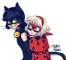 Miraculous Ladybug next generation by Toritori