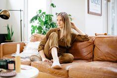 Cozy days at home with James Kicinski-McCoy | DÔEN | www.shopdoen.com