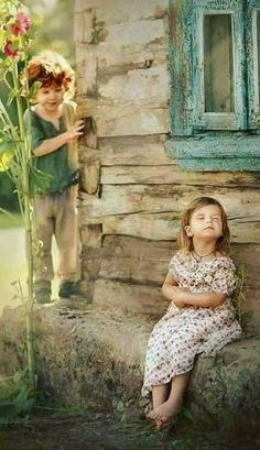 Country Kids / Don't care. Cute Baby Couple, Baby Love, Baby Pictures, Cute Pictures, Beautiful Pictures, Precious Children, Beautiful Children, Cute Kids, Cute Babies