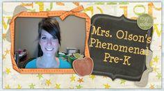 Mrs. Olson's PreK