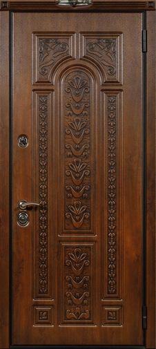 Двери входные металлические Стальная линия модель Рафаэль трехконтурная серия Арт. 11'700'000.00 руб. www.ipvis.by