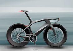 Scott concept time trial bike by Julien Delcambre https://www.uksportsoutdoors.com/product/rocker-bmx-mini-bmx-bike-irok-mini-monster-green-rocker/