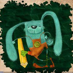 Заяц — Компьютерная графика и анимация — Render.ru