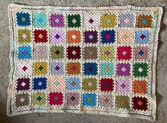 Goodbye to Bluebell – Crochet Along With Me Blanket, Crochet, Crochet Hooks, Blankets, Shag Rug, Crocheting, Comforters, Chrochet, Quilt