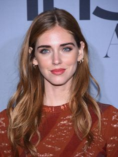 Chiara Ferragni at the 2015 InStyle Awards. http://beautyeditor.ca/2015/11/02/instyle-awards-2015