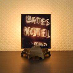 Bates Motel Nightlight by lucylambtail on Etsy, $30.00