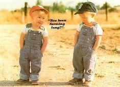 You Been Farming Long?