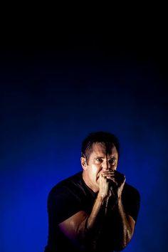 Trent Reznor - Nine Inch Nails.   YOU ROCK!!!