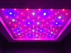 """Look at ways you can use products not """"intended"""" for sensory rooms and integration that meet the goals and more. RhinoGrow LED Grow Lights are bursting with color- and can give the added benefit of creating your own indoor sensory gardens.  I do not know the product personally. @Gail Zahtz"""