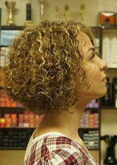 Kurze lockige Frisuren 2014 - 2015  #frisuren #kurze #lockige