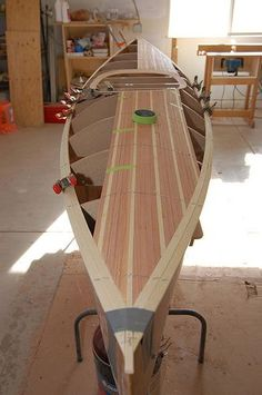custom design woodworks » Blog Archive » Wood Duck Kayak