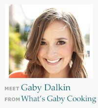 Hi Guys! I'm Gaby from What's Gaby Cooking and I'm so excited to be posting over here on the BHG blog Delish Dish today! Better Homes and Gardens has been my go-to magazine for years now. I can remember paging through the issues as a kid when my mom subscribed so I'm jazzed to be [...]