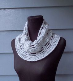 CROCHET PATTERN #C-034: Myrabelle Cowl PDF FILE will be available for immediate download once your payment has fully processed. Etsy will send you an email with a link to the Downloads page, where you can download all the files associated with your order. *** BUY 3 PATTERNS and get