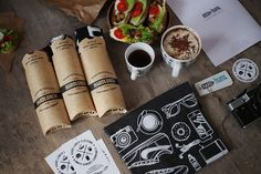 Hard Lunch T-Shirt on Packaging of the World - Creative Package Design Gallery