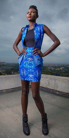 woodin-revolution ~African fashion, Ankara, kitenge, Kente, African prints, Senegal fashion, Kenya fashion, Nigerian fashion, Ghanaian fashion ~DKK