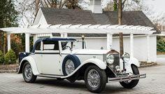 Carlton Drophead Coupé for Ronald Henry White Henderson Rolls Royce Phantom, Antique Cars, Cutaway, Vintage Cars