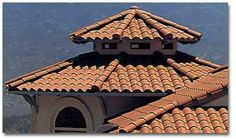 Mca Superior Clay Roof Tile