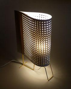 Simple Lamp Designs lanx oled lampalessandro marelli, via behance | modern love