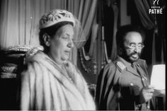 Haile Selassie, King Of Kings, Prince Charming, Ethiopia, Emperor, Ruler, Historical Photos, Black History, Role Models