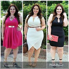 Classy Elegant Summer Spring Dress Dresses Curvy Plus Size PlusSize