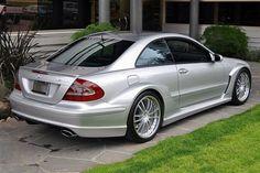2005 Mercedes-Benz CLK DTM/AMG Coupe
