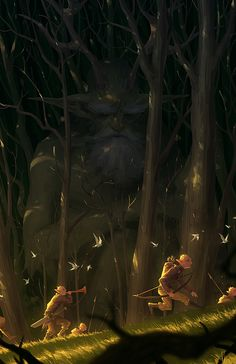 Andrew Mar. Unless you click to look at the larger image, you likely won't catch the watcher.