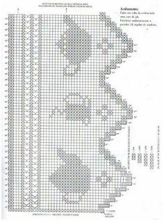 graficos de tapetes em croche para imprimir - Pesquisa Google