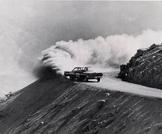 Louis Unser's Chevrolet At Pike's Peak